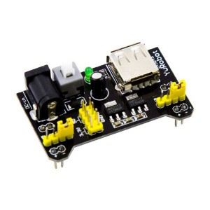 Модуль питания 3.3V / 5V для макетных плат MB-102 Макетные платы