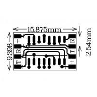 Конвертер RS232 в TTL (mini)