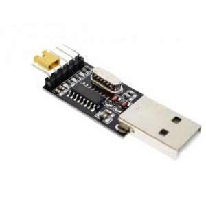 Преобразователь USB 2.0 - UART TTL CH340G