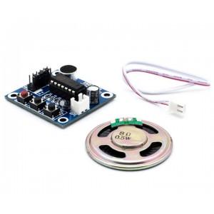 Модуль записи голоса ISD1820 с динамиком