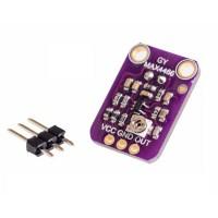 Микрофонный усилитель MAX4466 с регулируемым усилением
