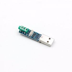 Звуковая карта PCM2704 USB / ЦАП