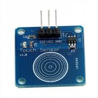 Цифровой датчик касания (сенсорная кнопка) TTP223B