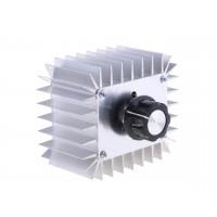 Симисторный регулятор напряжения 5000Вт 220В