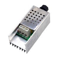 Симисторный регулятор напряжения 10000Вт 220В Преобразователи питания