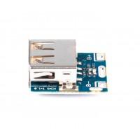 Повышающий DC-DC преобразователь 134N3P, модуль заряда LiPo с USB Преобразователи питания
