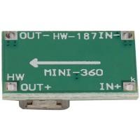 Понижающий DC-DC преобразователь MH-Mini360 Преобразователи питания