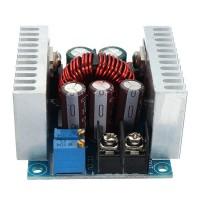 Понижающий DC-DC преобразователь напряжения до 20А 300 Вт с регулировкой тока Преобразователи питания