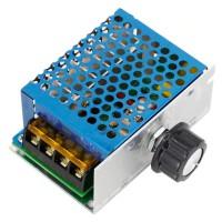 Симисторный регулятор напряжения 4000Вт 220В