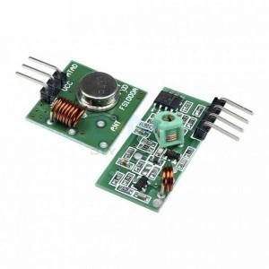 Приемник и передатчик на 315 МГц