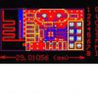 Радио модуль NRF24L01 (2.4ГГц)
