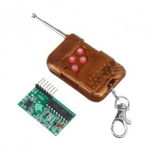 Радио пульт и приёмник IC2262/2272