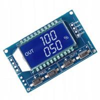 Генератор ШИМ сигналов ЖК 1Гц-150КГц