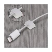 Крепление для проводов и кабелей 5х13, белое