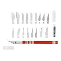 Модельный нож (+17 лезвий)