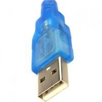 """Кабель USB 2.0 """"Папа-Папа"""" 30 см"""