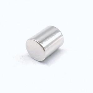 Круглый магнит 8х10 для станков ЧПУ, 3d принтера