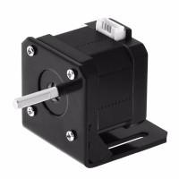 Кронштейн для шагового двигателя Nema 17 для станков ЧПУ, 3d принтера