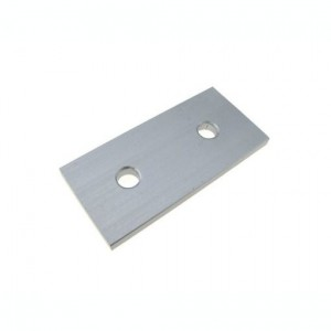 Соединительная пластина для алюминиевого профиля 20х20 для станков ЧПУ, 3d принтера