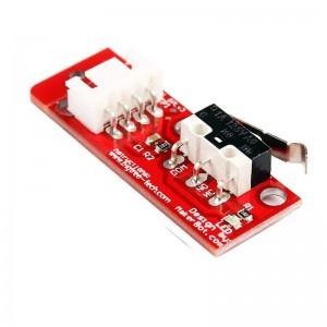 Модуль с механическим концевым выключателем для 3d принтера