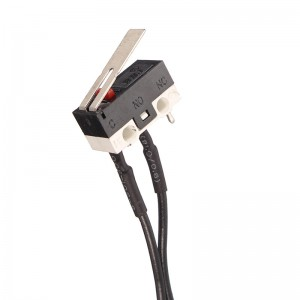 Механический концевой выключатель Тип 2 с проводом для 3d принтера