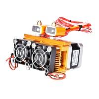 Двойной экструдер MK8 для 3d принтера