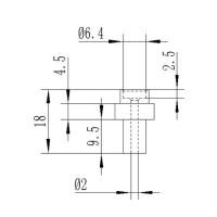 Термобарьер для Ultimaker 2 - 1,75 мм для 3d принтера