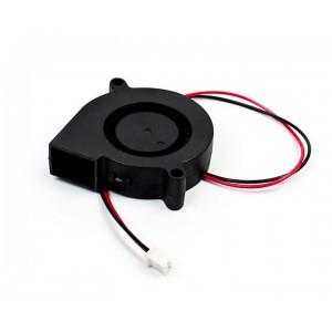 Вентилятор 24В 50x50x15 улитка для 3d принтера