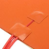 Нагревательный стол, силиконовый 200x200 мм для 3d принтера