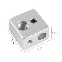 Нагревательный блок MK10 для 3d принтера