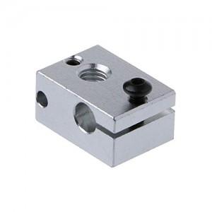 Нагревательный блок V6 для термистора 3950 в капсуле для 3d принтера