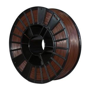 Пластик для 3D принтера ABS X 1,75 мм 0,75 кг (element3d) коричневый