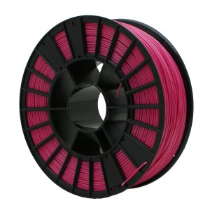 Пластик для 3D принтера ABS X 1,75 мм 0,75 кг (element3d) малиновый