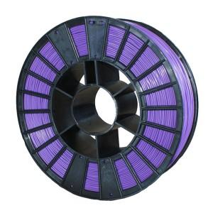 Пластик для 3D принтера ABS X 1,75 мм 0,75 кг (element3d) фиолетовый