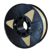 Пластик для 3D принтера PETG 1,75 мм 1 кг (element3d)   бежевый