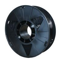 Пластик для 3D принтера PETG 1,75 мм 1 кг (element3d)  черный