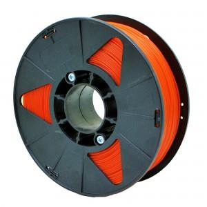 Пластик для 3D принтера PETG 1,75 мм 1 кг (element3d) оранжевый