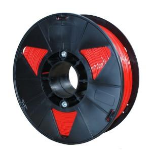 Пластик для 3D принтера PETG 1,75 мм 1 кг (element3d) красный