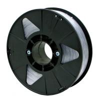 Пластик для 3D принтера PETG 1,75 мм 1 кг (element3d)  прозрачный