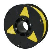 Пластик для 3D принтера PETG 1,75 мм 1 кг (element3d) желтый