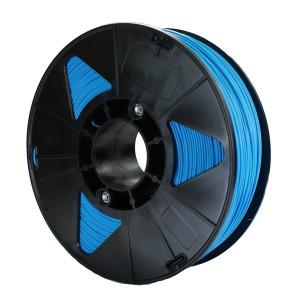 Пластик для 3D принтера PLA 1,75 мм 1 кг (element3d) голубой
