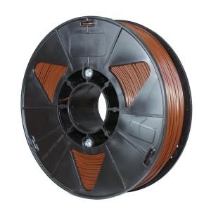 Пластик для 3D принтера PLA 1,75 мм 1 кг (element3d) коричневый