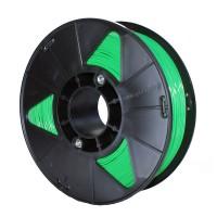 Пластик для 3D принтера PLA 1,75 мм 1 кг (element3d)  зеленый