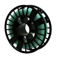 Пластик для 3D принтера PLA 1,75 мм 0,5 кг (element3d) синий люминесцентный