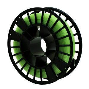 Пластик для 3D принтера PLA 1,75 мм 0,5 кг (element3d) зеленый люминесцентный