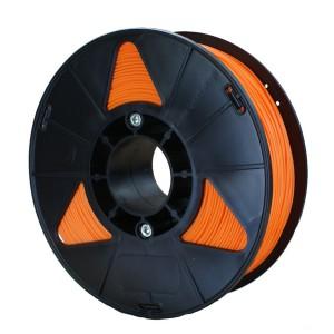 Пластик для 3D принтера PLA 1,75 мм 1 кг (element3d) оранжевый