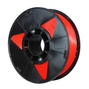 Пластик для 3D принтера PLA 1,75 мм 1 кг (element3d) красный