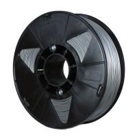 Пластик для 3D принтера PLA 1,75 мм 1 кг (element3d)  серебристый