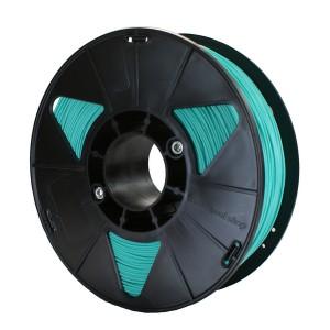 Пластик для 3D принтера PLA 1,75 мм 1 кг (element3d) бирюзовый
