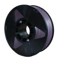 Пластик для 3D принтера PLA 1,75 мм 1 кг (element3d) фиолетовый металлик